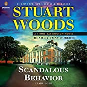 Scandalous Behavior: A Stone Barrington Novel, Book 36 | Stuart Woods