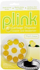 Plink Garbage Disposal Cleaner And Deodorizer PLINK DISPOSAL CLEANER
