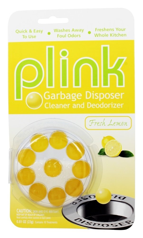 Plink Garbage Disposal Cleaner And Deodorizer PLINK DISPOSAL CLEANER by Phelps Industries