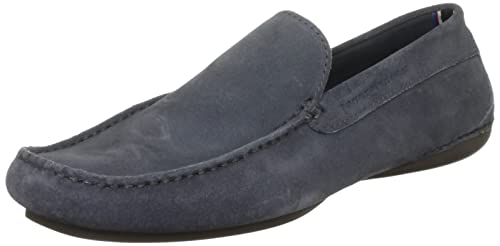 Tommy Hilfiger Anthony 2 A - Mocasines de ante para hombre: Amazon.es: Zapatos y complementos