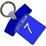 Kdomania - Porte clé maillot de Foot Antoine Griezmann France