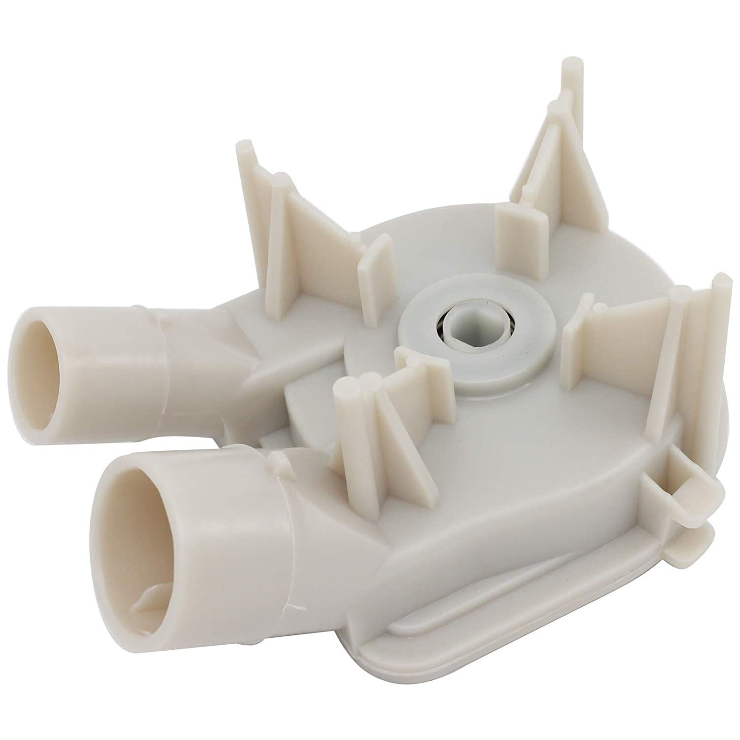 UpStart Components Brand 3363394 Washing Machine Pump Replacement for Kenmore//Sears 11082873120 Washer Compatible with WP3363394 Washer Water Pump Assembly