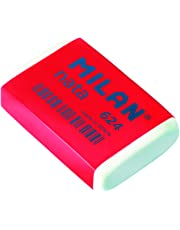 Milan CPM624 - Pack de 24 gomas de borrar