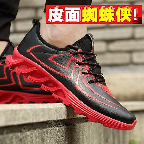 GUNAINDMX red shoes black sports higher nbsp;Casual lea running 930 nbsp; and zqx0XrHwzA