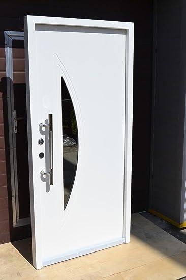 Bekannt Nr.2, Wohnungstür Haustüren mit Glaseinsatz Moderne Türen Tür XC89