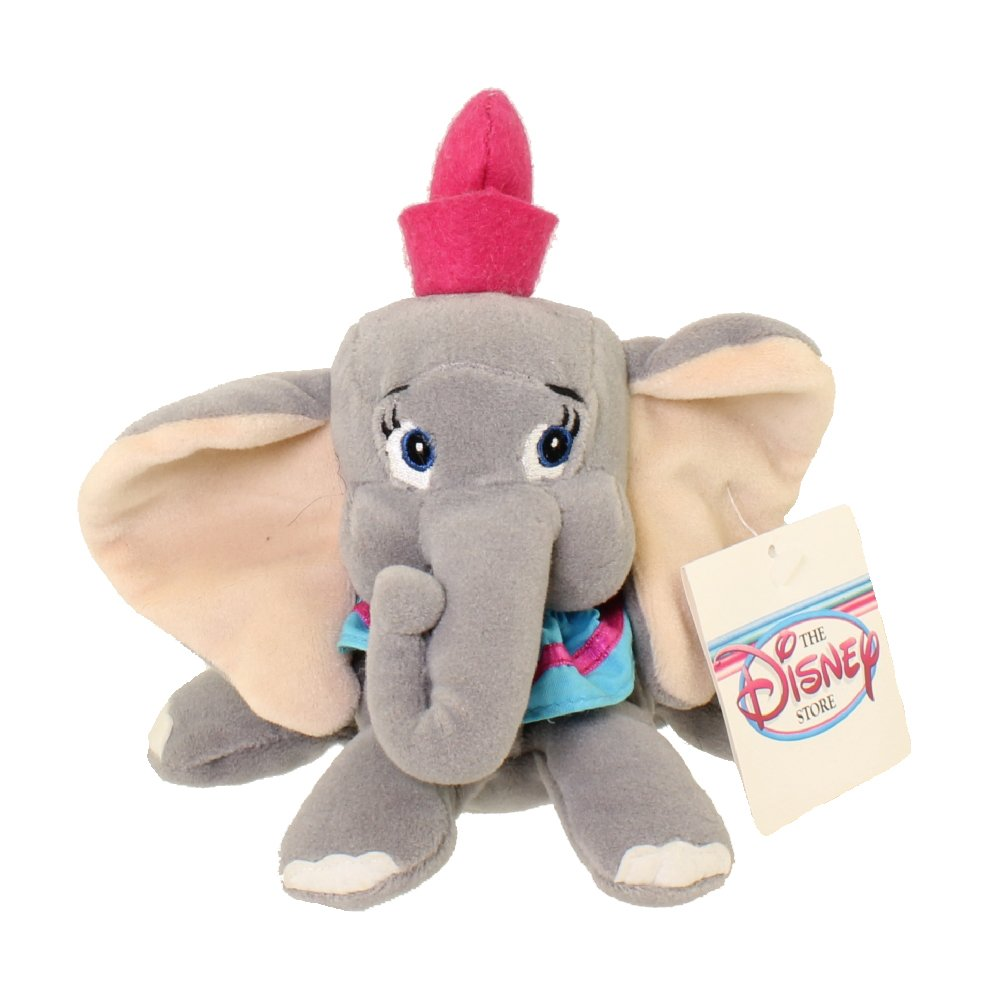 Disney Dumbo the Elephant 8  Bean Bag Plush Doll by Disney