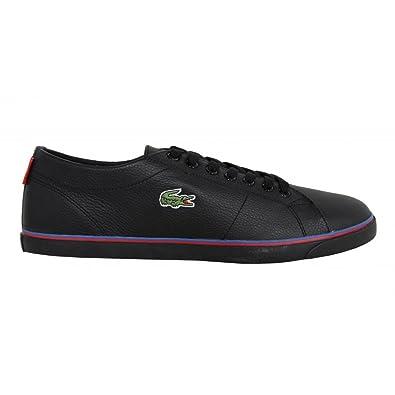 ebd4cc67676f Men Sports shoes LACOSTE 30SPM0026 MARCEL TCL 02H BLACK-BLACK Size ...