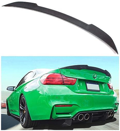 Carbon Fiber M4 Type Rear Trunk Spoiler Wing for BMW F30 3-Series Sedan F80 M3