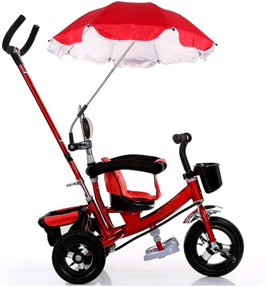 Wheelchair Umbrella, Baby Stroller Umbrella Pushchair Cover Parasol for Beach, UV Protection, Sun, Rain Outdoor Umbrella