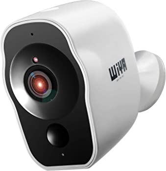 WiYA 1080P WiFi Wireless Rechargeable Outdoor Security Camera