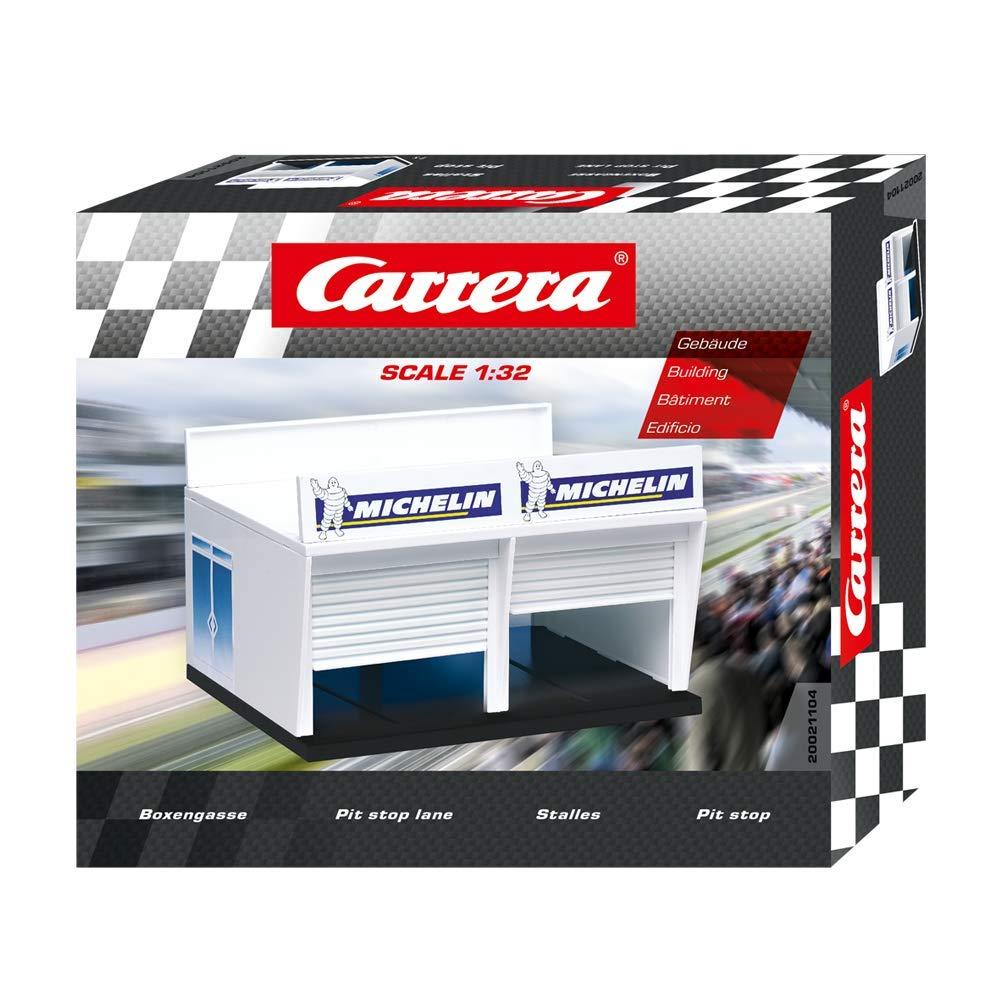 Carrera 21104 Evolution 20021104 Pit Stop Lane Digital