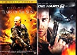 Die Hard 2 , Tears of the Sun : Bruce Willis Action 2 Pack