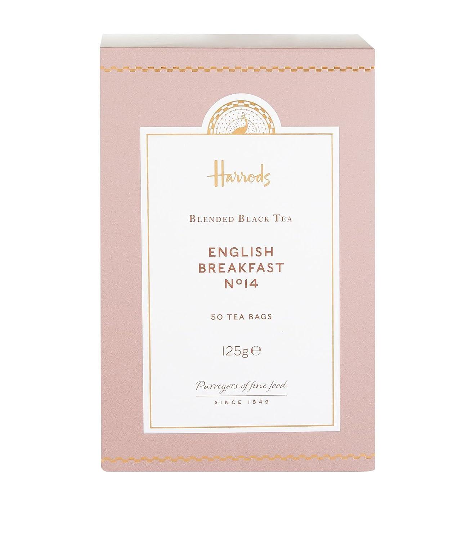 Harrods London. No. Desayuno inglés, 50 bolsas de té de 4.41 ...
