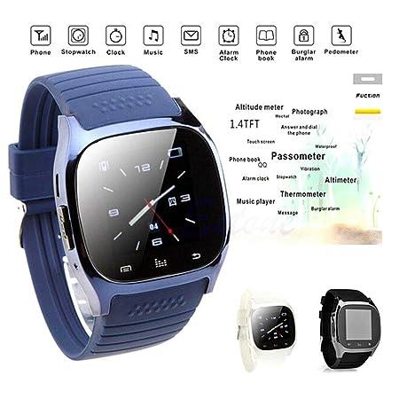 Heaviesk Smart Watch M26 Life Impermeable Smartwatch ...