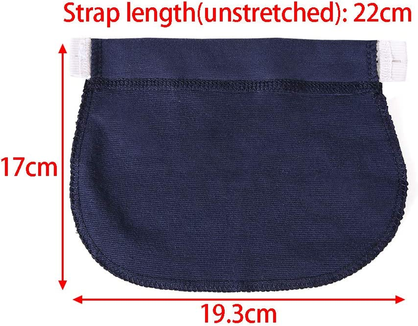 Pantalones Zdys Extensor De Cintura Para Embarazo Extensor Ajustable Para Pantalones De Maternidad Extensor Elastico Para Pantalones De Embarazo Para Mujeres Embarazadas Ropa Lekabobgrill Com