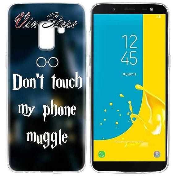 watch 490f1 22c8e Amazon.com: Harry Potter Phone Case - Harry Potter The Deathly ...