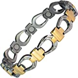 MPS® Ladies Good Luck Magnetic Bracelet + Free Links Removal Tool
