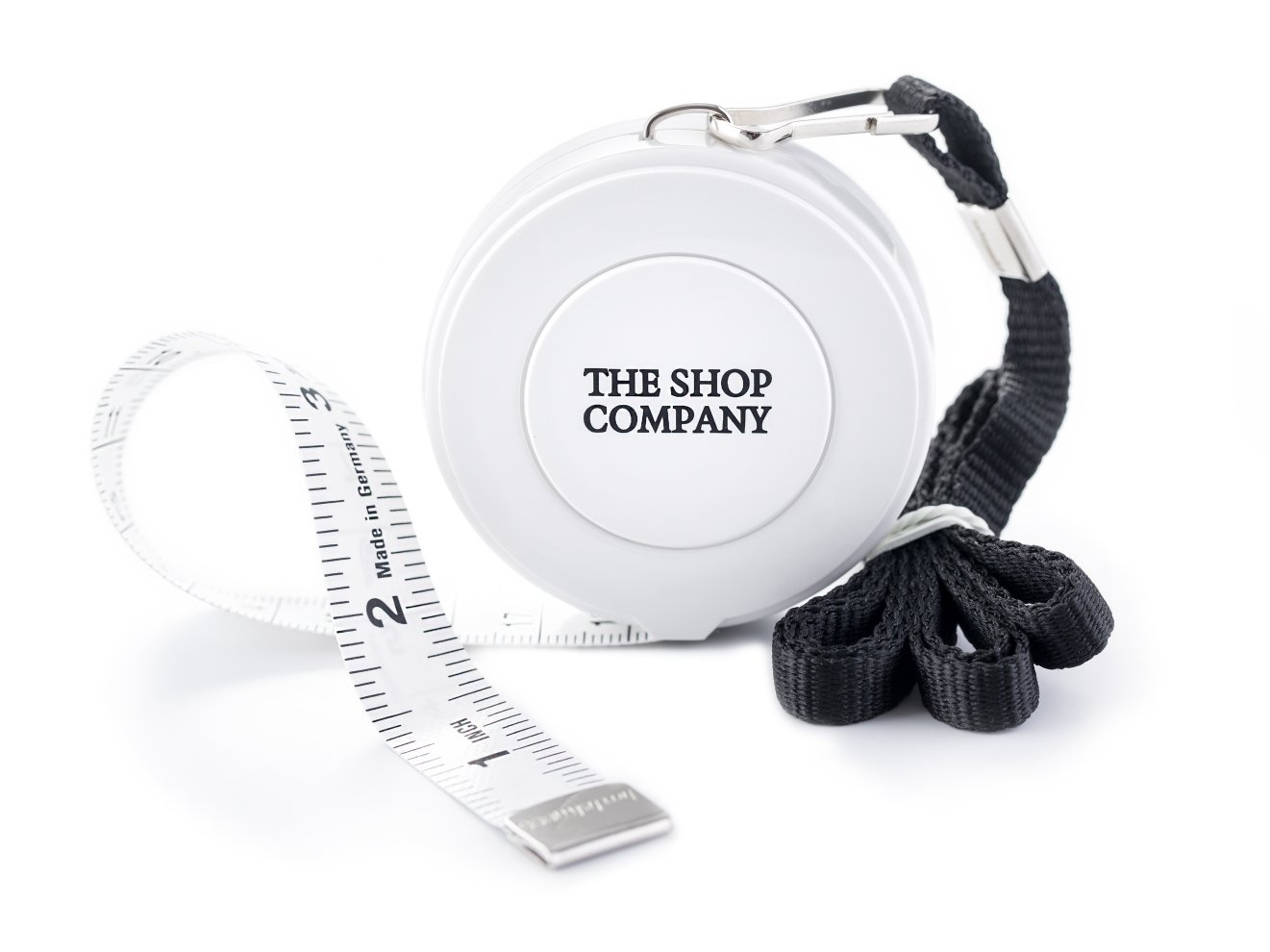 THE SHOP COMPANY Professional Grade Retractable Tape Measure - 120 inches & 300 centimeters TMR