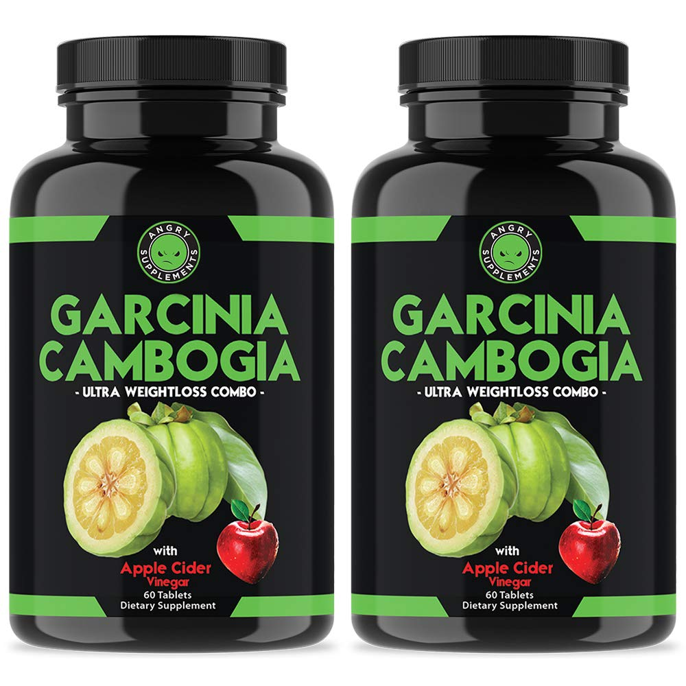 Amazon Com Angry Supplements Garcinia Cambogia With Apple