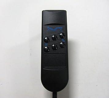 Amazon.com: okin cama Motor control de mano para okimat II ...