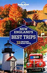 New England's Best Trips 2ed - Anglais