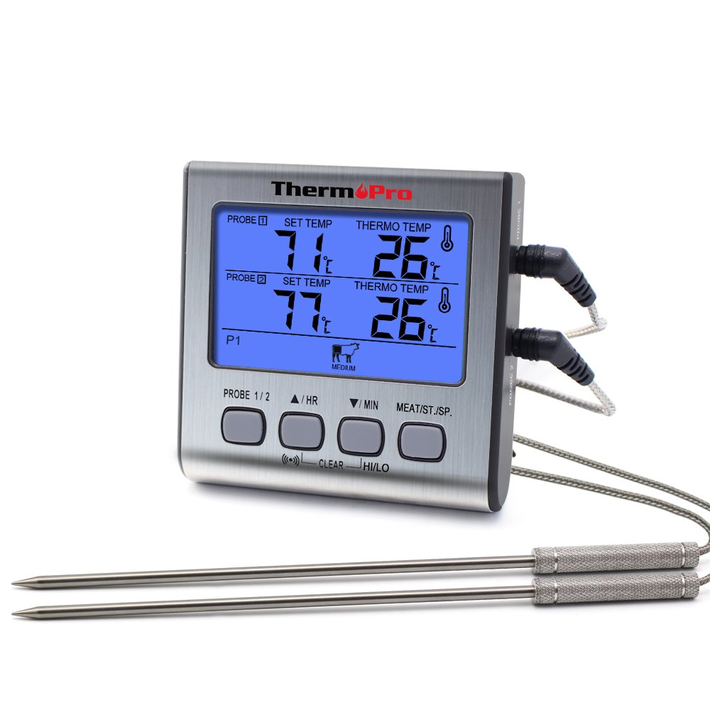 ThermoPro Grillthermometer TP17 im Test