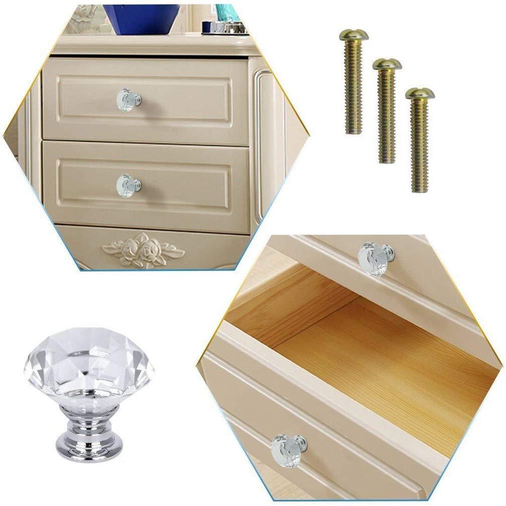 armario caj/ón tirador 81 x 32 mm RICISUNG 10 piezas para armario de cocina muebles