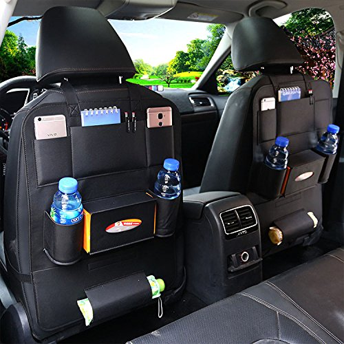 Multi-Functional Car Back Seat Storage Hanging Bag - Display Series Extender