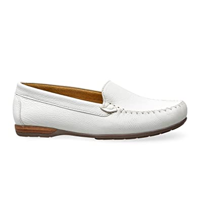 1bfd94954060f1 Van Dal Jemima X Wide E Fit Leather Loafer  Amazon.co.uk  Shoes   Bags