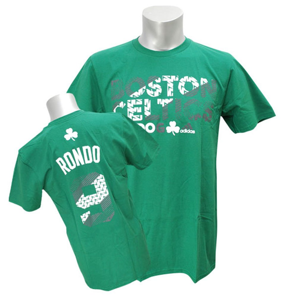 【最安値挑戦】 Rajon 3L RondoボストンセルティックスUnitedグリーン名前と番号Tシャツ Rajon B00FCL09QC 3L B00FCL09QC, LETDREAM:78c46e9c --- a0267596.xsph.ru