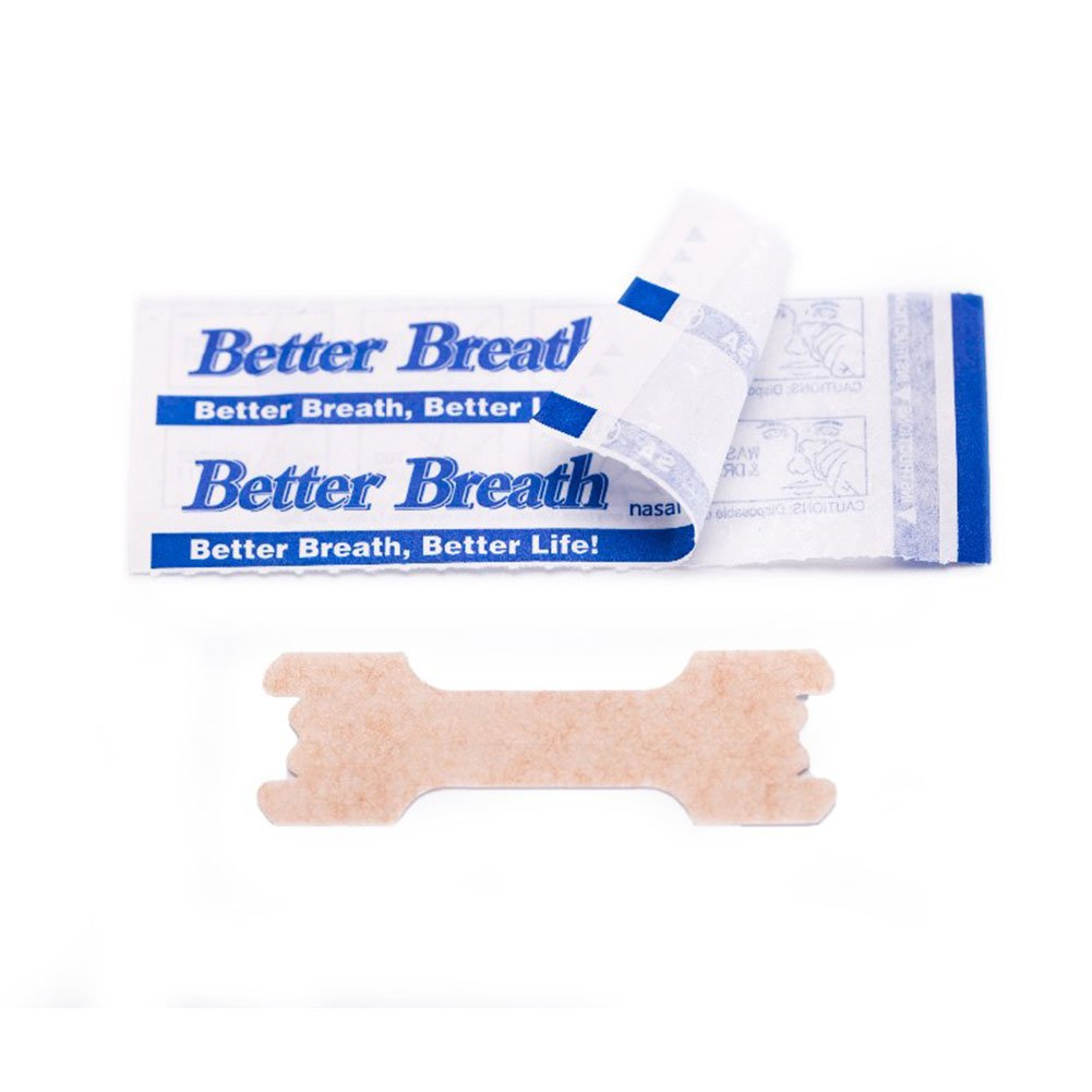 WYBL Better Breath Nasal Strips Anti-Snoring Snore Reducing Aids 55mm*16mm (120)