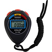 OVERMAL Stop Watches Digital Professional Handheld LCD Chronograph Sports Stopwatch Timer Stop Watch