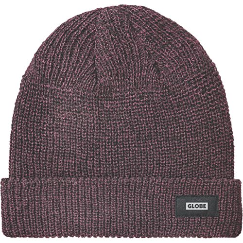 Globe Men's Halladay Beanie Hats,One Size,Wine Marle