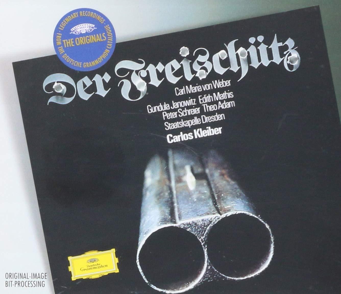 Weber: Der Freischütz ~ C. Kleiber