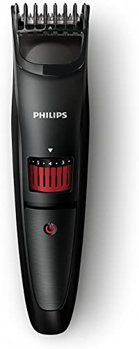 6. Philips QT4005/15 Cordless Beard Trimmer for Men