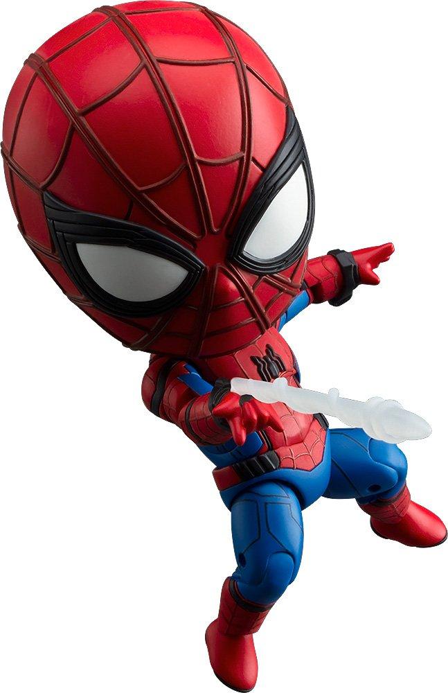 ねんどろいど スパイダーマン:ホームカミング スパイダーマン ホームカミングエディション ノンスケール ABS&PVC製 塗装済み可動フィギュア B072MGQTJQ