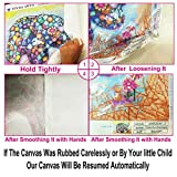 5D Diamond Painting by Number-Full Round