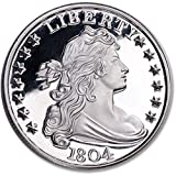 1804 Draped Bust Dollar 1 oz. Silver Replica