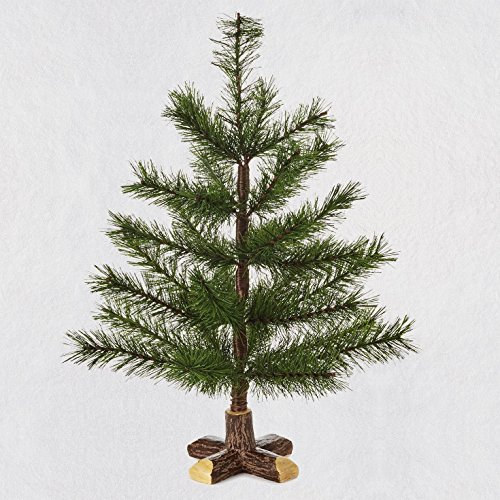 Hallmark Miniature Keepsake Ornament Evergreen Tree, 18 Keepsake-Ornaments