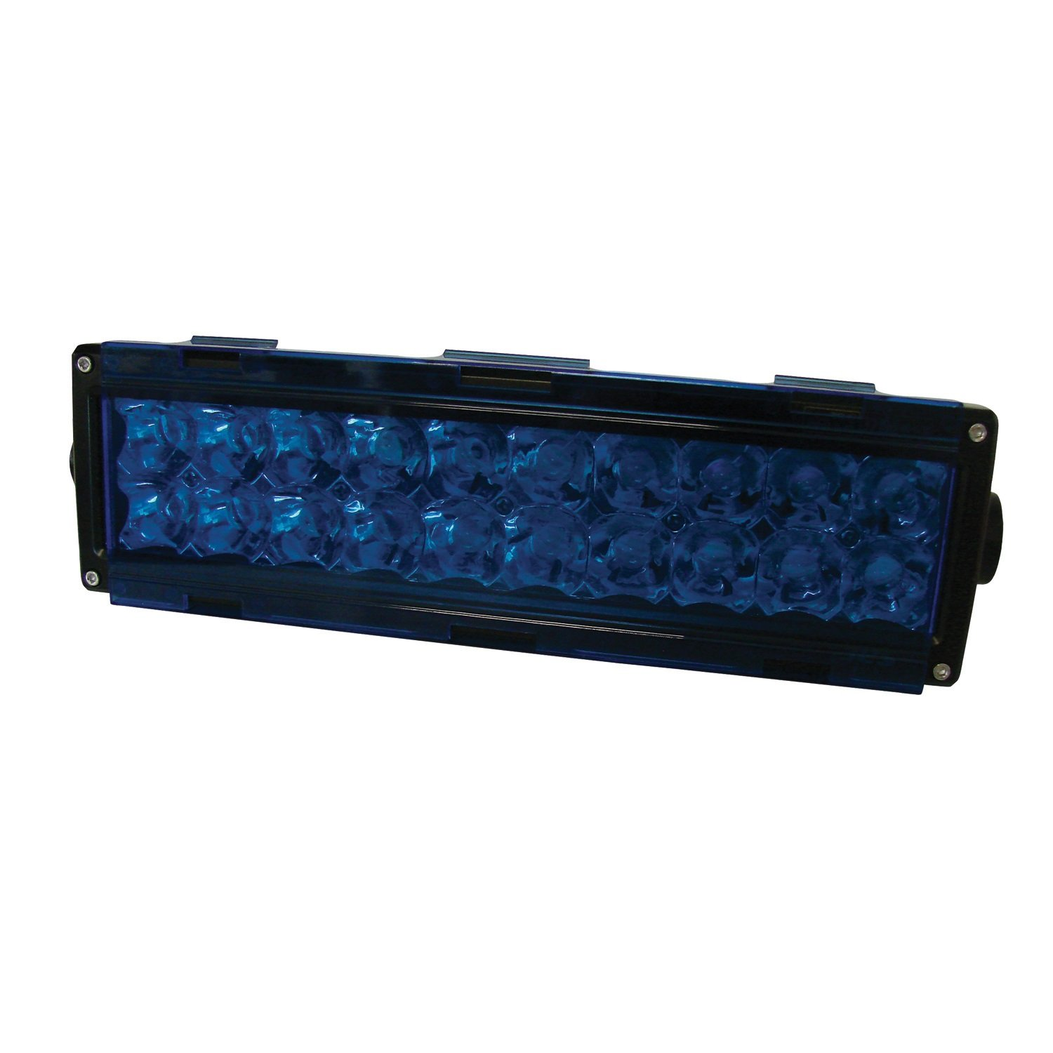 Competition Specialities CSI W4926 Double Row Light Cover Blue 10