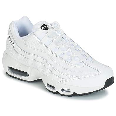 Nike Damen WMNS Air Max 95 Lea Laufschuhe: Amazon.de: Schuhe ...