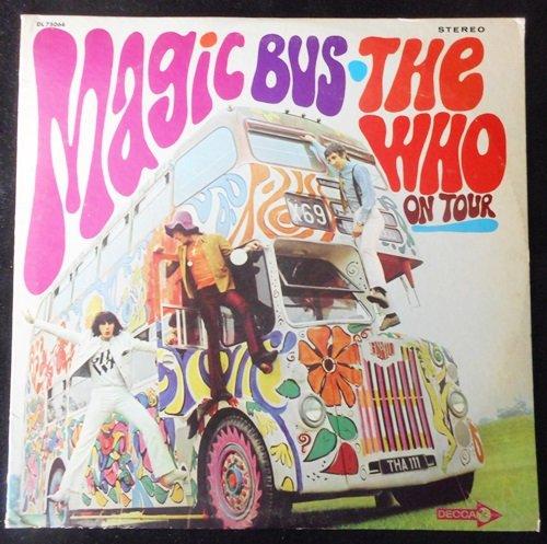 Who - Magic Bus - Zortam Music