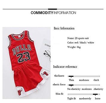 Conjunto Infantil De Niños del Equipo Juvenil De La NBA - Bulls ...