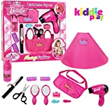 Kiddie Play Pretend Play Girls Beauty Salon Fashion Toy Set...