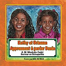 Kathy et Brianna Apprennent a parler Duala (French Edition)