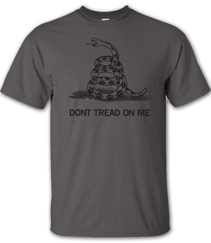 b0ac23802e3 Amazon.com : Rothco Don't Tread On Me T-Shirt : Sports & Outdoors