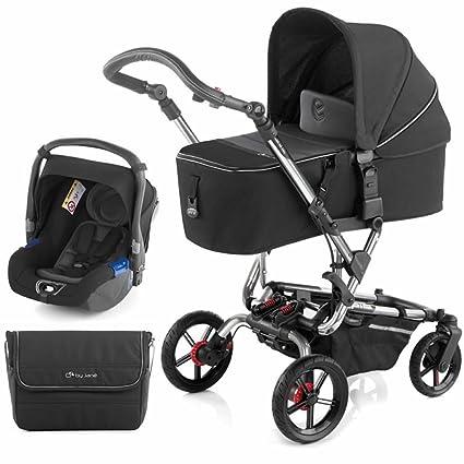 Jane Crosswalk Micro carrito de bebé (negro): Amazon.es: Bebé