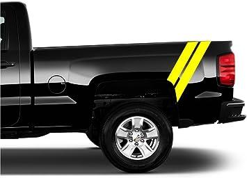 Dodge Durango Hash Mark Stripes Grand Sport Fender Bar Decals 3M
