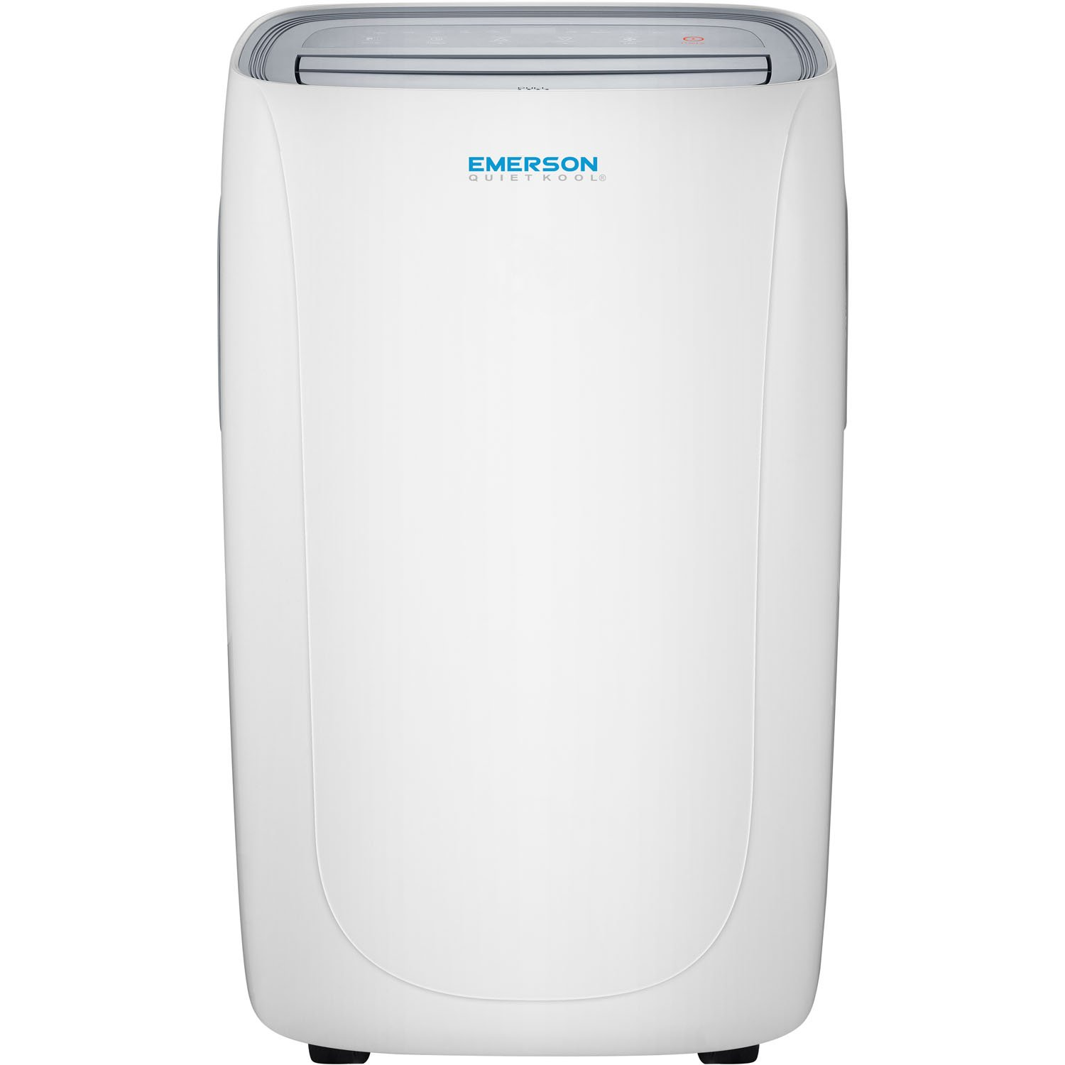 Emerson Quiet Kool Heat/Cool Portable Air Conditioner with Remote Control, 14000 BTU Standard, White