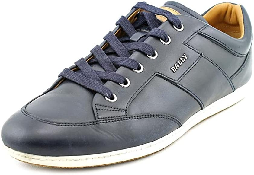 profundamente política Misericordioso  Bally Ulmo Sneakers Shoes Mens New/Display: Amazon.co.uk: Shoes & Bags